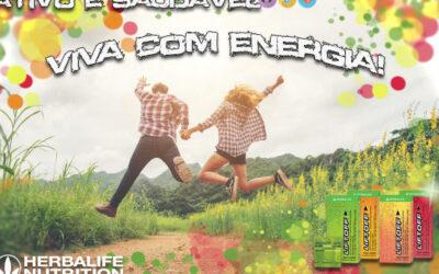 Herbalife – Viva com energia!