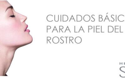 Cuidados básicos para la piel del rostro