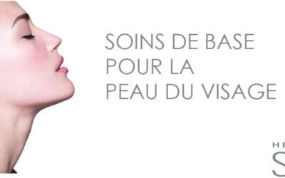 Soins de base pour la peau du visage