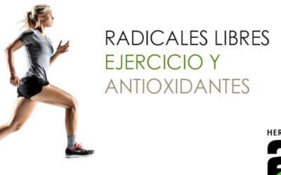 Radicales libres, ejercicio y antioxidantes