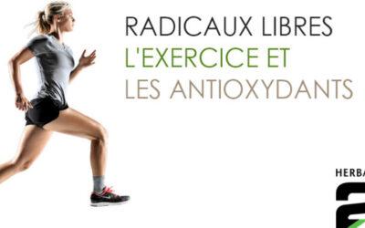 Radicaux libres l'exercice et les antioxydants