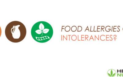 Food allergies or intolerances?