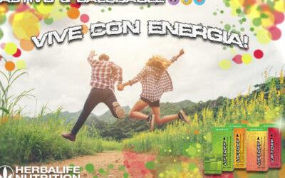 Herbalife – vive con energía!