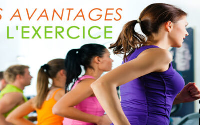 Les avantages de l'exercice