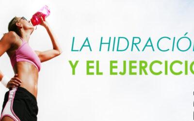La hidratación y la actividad física